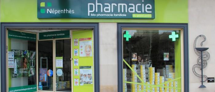 Photos Extérieur Pharmacie du Grand Jardin à Vence (06140)