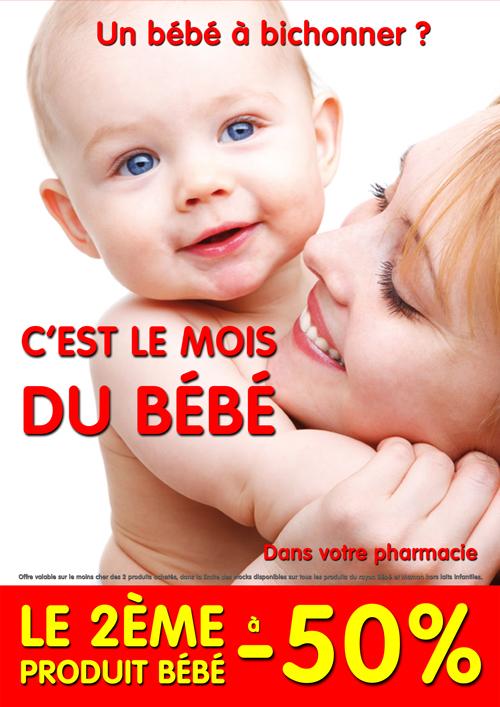 PROMOTIONS MARS 2016 C'est Le Mois du Bébé dans votre Pharmacie, Pharmacie du Grand Jardin à Vence, Mustela Bioderma Mitosyl, Bepanthen