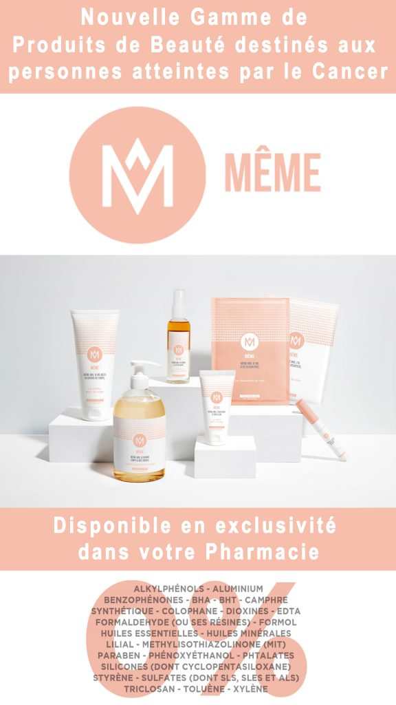 Même Cosmetics disponible à la Pharmacie du Grand Jardin